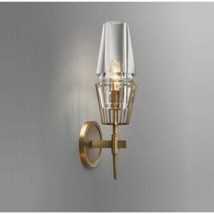 Glass & Brass - New Gothic Wall - kinkiet