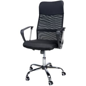 Fotel biurowy FUNFIT HOME&OFFICE Xenos Compact, czarny
