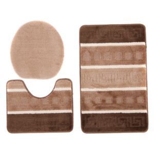 Dywan Grecki C5016 Brown Camel Multi