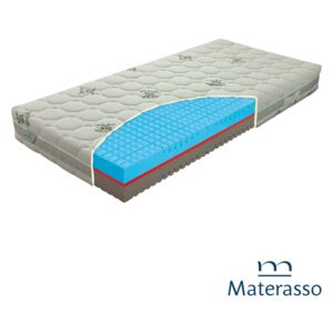 Materac piankowy LAVENDER DUO Materasso - 80x200, Oliva