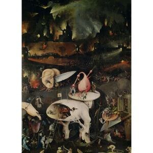 Hieronymus Bosch - Reprodukcja The Garden of Earthly Delights 1490-1500