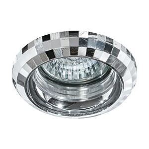 CLOE CHROME Wpustowe (oczka) Chrom GU10 LED AZ1466