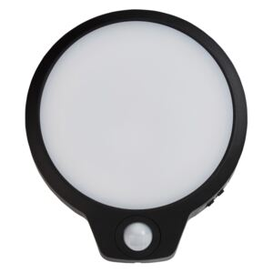 Plafon LED Colours Finley 4000 K 21 cm black