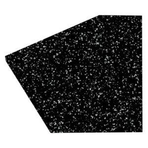 Blat laminowany GoodHome Berberis 3,8 cm black star