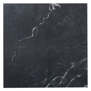 Gres Ultimate Marble Colours 59,5 x 59,5 cm black polerowany 1,06 m2