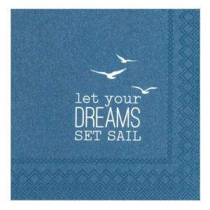 Serwetki Raeder Let your dreams h 25 cm