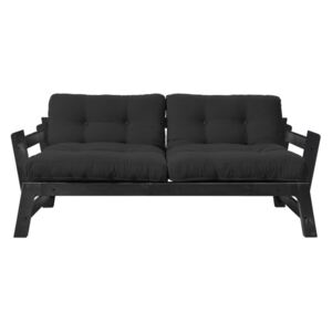 Sofa rozkładana Karup Design Step Black/Grey