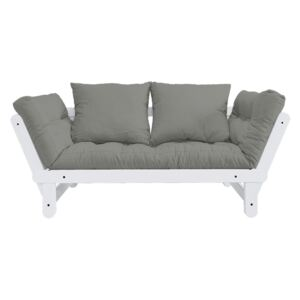 Sofa rozkładana Karup Design Beat White/Grey