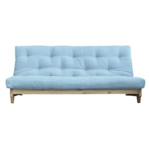 Sofa rozkładana Karup Design Fresh Natural/Celeste