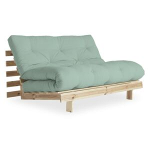 Sofa wielofunkcyjna Karup Design Roots Raw/Peppermint