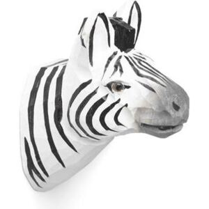 Wieszak Animal Hand zebra