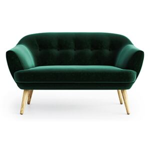 Sofa Elsa 2-osobowa, Bottle Green