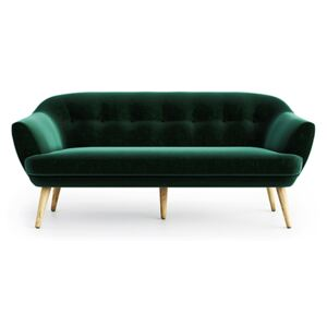Sofa Elsa 3-osobowa, Bottle Green