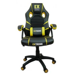 OUTLET. Fotel gamingowy dla Gracza Extreme EX Yellow