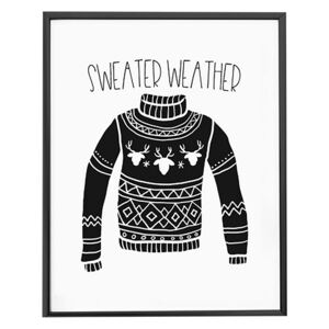 Selsey Plakat Sweater Weather