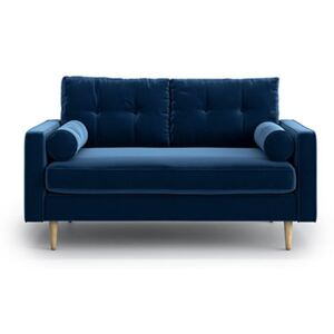 Sofa Esme 2-osobowa, Navy Blue