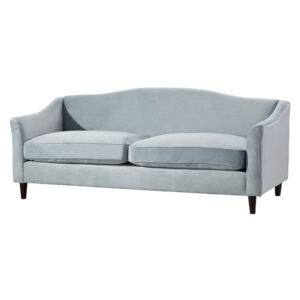 Sofa Velvet Cloud blue 3-os