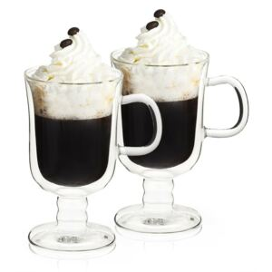 4Home Szklanka termiczna Irish coffee Hot&Cool 260 ml, 2 szt