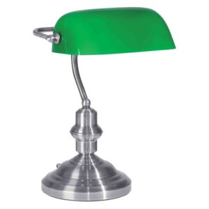 TOP LIGHT Top Light - Lampa stołowa OFFICE BANK LK Z 1xE27/60W TP0236