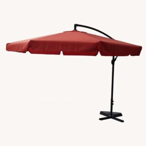 Parasol ogrodowy EXCLUSIVE - terracota