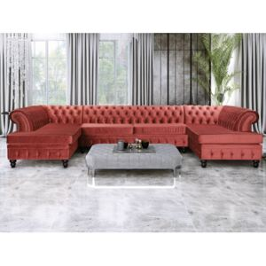 Narożnik CHESTERFIELD LONG U