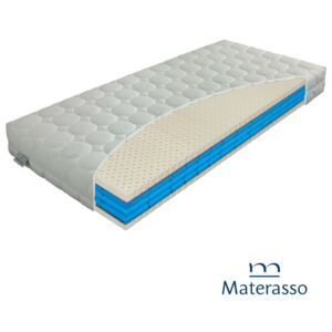 Materac piankowy PREMIER BIOSPRING Materasso - 120x200, Silver Protect