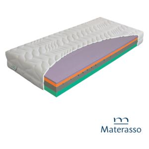Materac piankowy NATURA AIRGEL Materasso - 120x200, Greenfirst