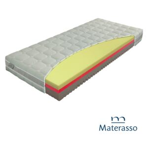 Materac piankowy COMFORT ANTIBACTERIAL Materasso - 70x200, Lyocell