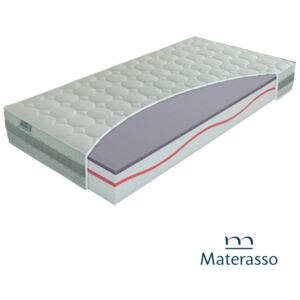 Materac piankowy AIRGEL Materasso - 90x200, Silver Protect