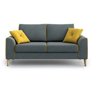 Sofa William 2 osobowa, Hunter/Canary
