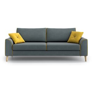 Sofa William 3-osobowa, Hunter/Canary