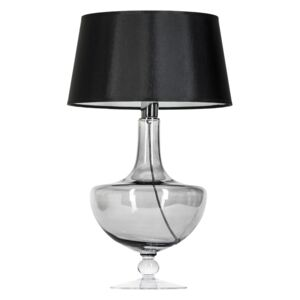 Lampa stołowa OXFORD TRANSPARENT BLACK L048311502 4concepts L048311502