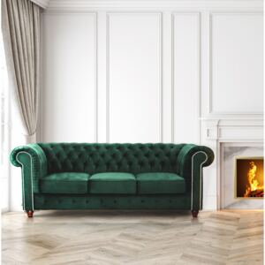 Sofa do salonu Chesterfield DIANA