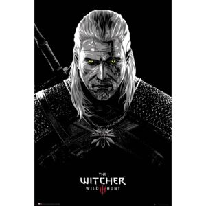 Plakat, Obraz The Witcher - Toxicity Poisoning, (61 x 91,5 cm)