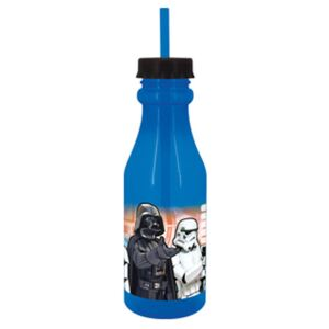 Butelka ze słomką Star Wars 500 ml DISNEY