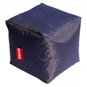BeanBag Pufa do siedzenia Cube dark gray