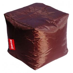 BeanBag Pufa do siedzenia Cube Cohocolate