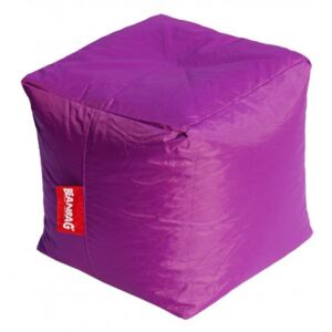 BeanBag Pufa do siedzenia Cube purple