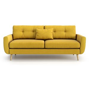 Sofa Harris 3-osobowa, Canary