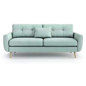 Sofa Harris 3-osobowa, Aquamarine Mint