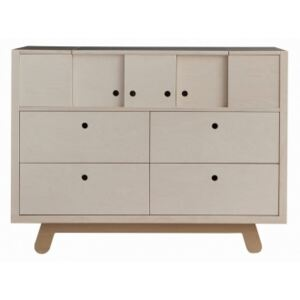 PEEKABOO CHEST OF DRAWERS komoda w skandynawskim stylu