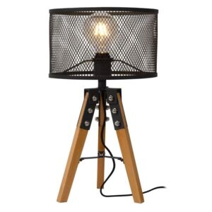 Lucide Lucide 20508/81/30 - Lampa stołowa ALDGATE 1xE27/40W/230V LC1417