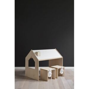 ROOF PLAYHOUSE DESK stolik w skandynawskim stylu