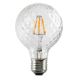 Żarówka LED Bulb Attack GLOBE Clear Crystal Linear, E27 5,5 W