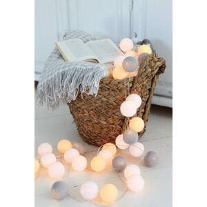 GREEN CANOE 50 kul LED Cotton Ball Lights PREMIUM