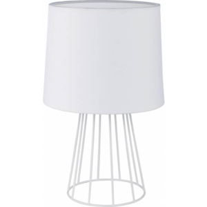TK Lighting Lampa biurkowa Sweet White