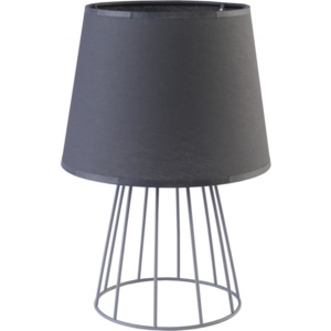 TK Lighting Lampa biurkowa Sweet Gray