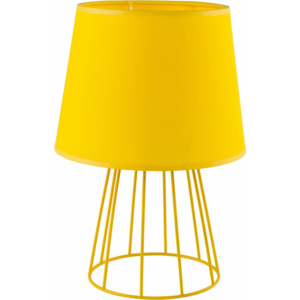 TK Lighting Lampa biurkowa Sweet Yellow