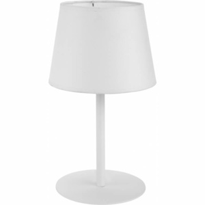 TK Lighting Lampa stołowa Maja White