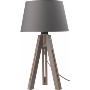 TK Lighting Lampa Biurkowa Lorenzo Gray
